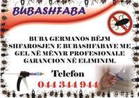 Kompania Prorfesionale e Dezinsektimit Bubashfab..
