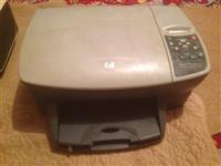 Printer skaner