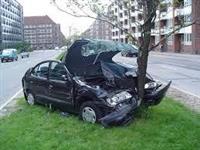 Makina te aksidentuar