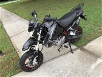 2016 Denali 125cc