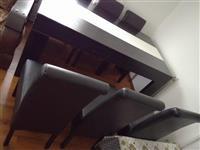 tavoline buke,frigorifer,shporet rryme,mikroval
