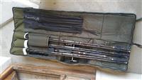 Set pajisjet per peshkimin e Krapit