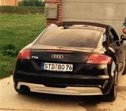 Audi Coupe TT S Line Turbo 2.0