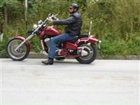 Motor Honda Shadow