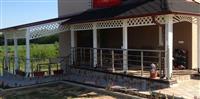 punojm te gjitha llojet e verandave dhe terasave