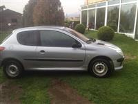 Shes Peugeot 206