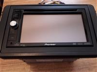 Pioneer Avic-D3 Navigacion Bluetooth DVD Dvix