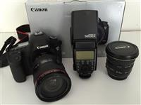 Canon EOS 5D Mark III me 24-105mm Lens Digital SLR