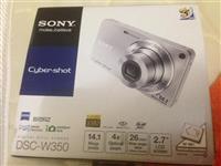Kamer Sony  Dsc- W350