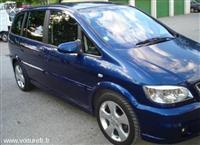 Shes Opel Zafira I sapoardhur nga Zvicra 2.2 DTI