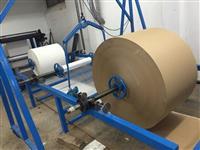 Fabrika per prodhimin e thasve te letres( makineri