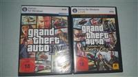 Gta IV dhe gta IV liberty city dyjat me kod per pc