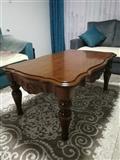 Tavolin dhome,  tavolin ushqimi dhe komodin