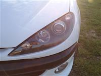Shes Peugeot 206 Klima AC,Diesel 2.0,Muzik,fellne.