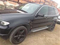 BMW X5 krejt ne rregull automatik tiptronik