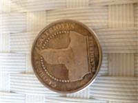 Medalon Arg 900 SCANDERBEK-Georgivs Castriotvs