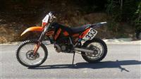 Kros enduro   KTM 200 exc