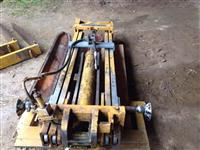 shtapler per traktor