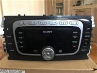 Radio Sony Original per Ford Mondeo bluetooth