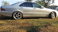 Shes Mercedes Benz S320 AMG