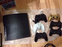 PS3 + 6 joystick