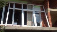 Dritare plastike e papaerdorur