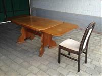 Tryez Buke  nga Druri dhe  6 Karrika