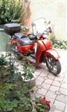 Motor Aprilia Scarabeo 125 cm