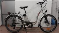 Bicikleta me bateri extra e-bike 36volt me adapter