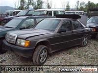 Blej Mercedes 190 t vjeter pa regjistrim 200-400Eu