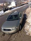 Shes Audi A4 1.9 TDI