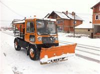 Kamion Unimog 4X4