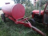 Shes cisternen per ujë