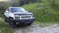 Shes chevrolet avalanche