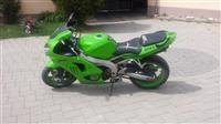 Motorr Kawasaki 2002