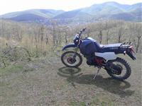 yamah XT 600cc