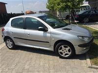 Shes Peugeot 206 viti 2004