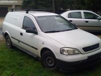 Opel Astra 1.7d -98 ndrrim