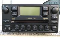 Shes Bord-Kompjuter-CD-Radio Origjinal per Toyota
