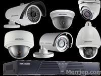 Kamera sigurie dhe alarm