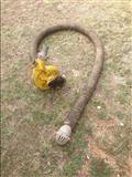 Pompë për ujitje e moto-kultivatorit