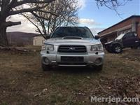 Subaru Forester 2.0 turbo