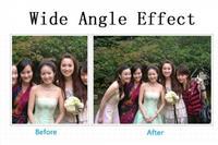 SUPER WIDE 0.4x LENS - Perfekt per Selfie !
