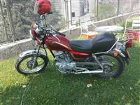 Honda 125cc Ne Gjendje Te Regullt