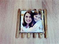 Pllakë e bukur e shtypur me foton tuaj