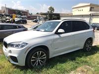 BMW X5 3.5 XD M PAKET 2015