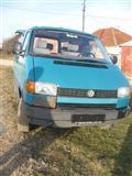 VW transporterin T4