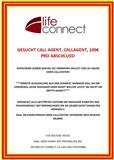 Callagent, Call Agent, 100€ pro Abschluss!
