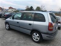 Opel zafira 2.0 dizell s ndrrimi  munshum 7 ulse