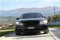 Mercedes Benz S500 AMG Paket